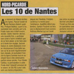 Rallyes Magazine : Label Bleu