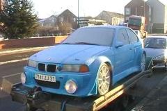 Premières Photos BMW
